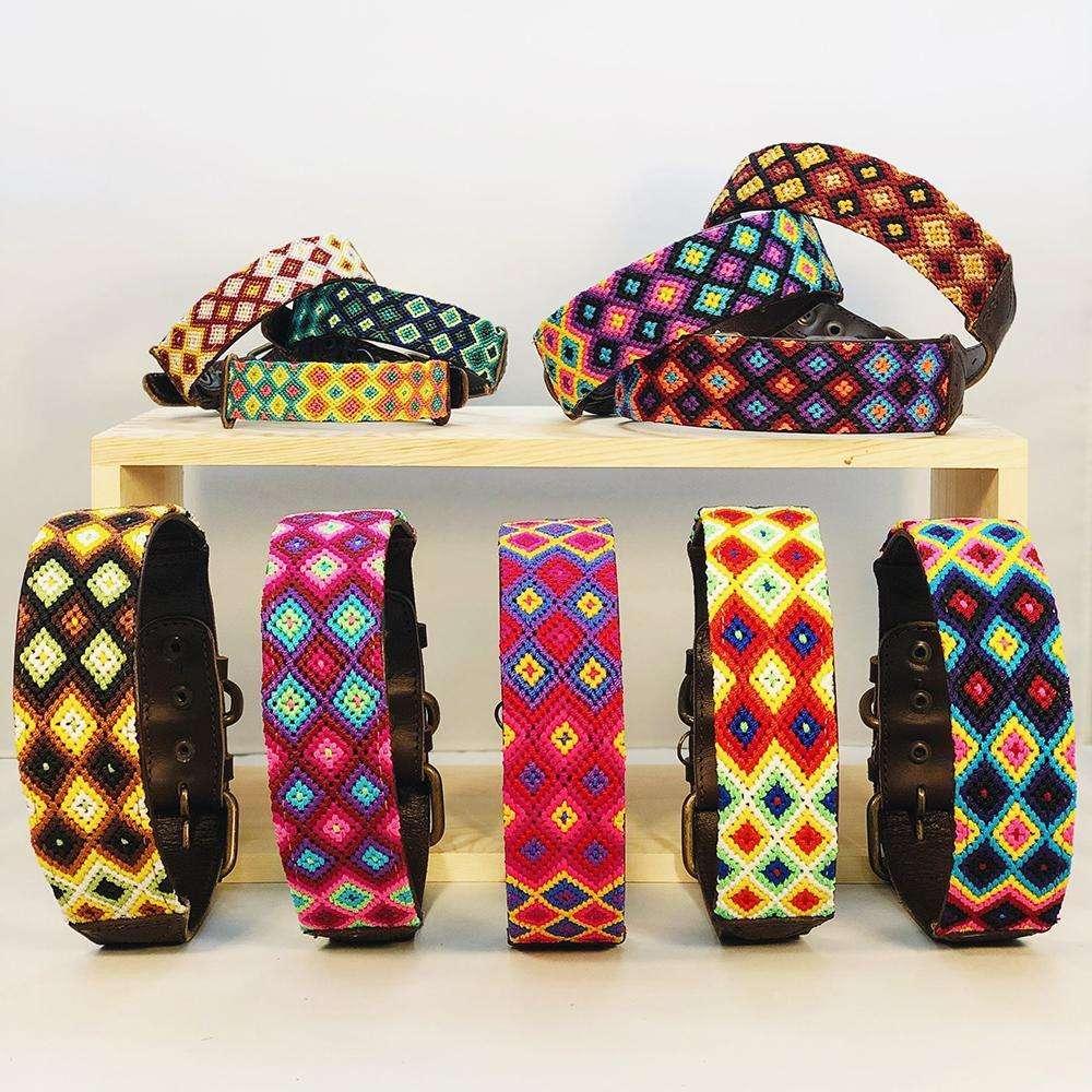 Handmade Dog Collar Manufacturers
