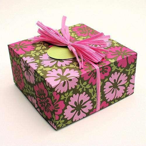 Handmade Favor Box Manufacturers
