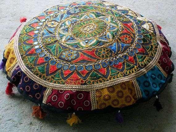 Handmade Floor Cushion Manufacturers