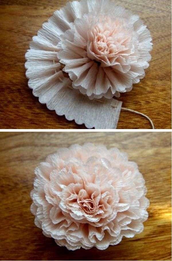 Handmade Flower Paper Fabric Manufacturers