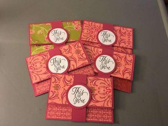 Handmade Gift Card Manufacturers