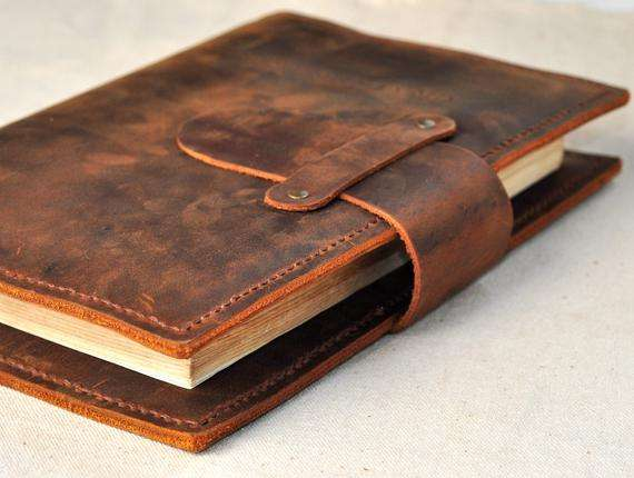 Handmade Leather Book Cover Manufacturers