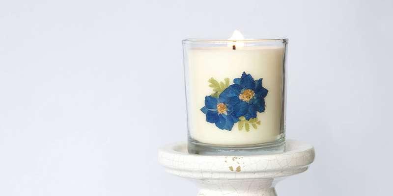 手工天然蜡烛 制造商