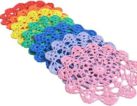 手工自然钩针编织 制造商