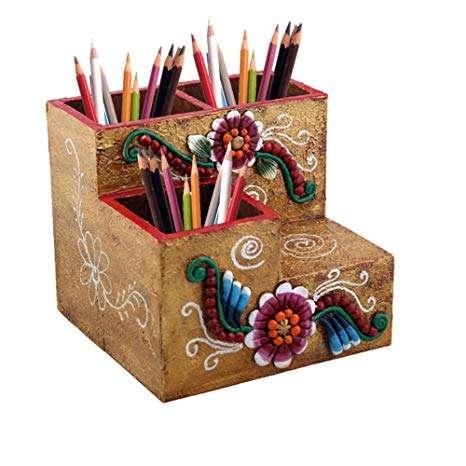 Handmade Pen Stand Manufacturers