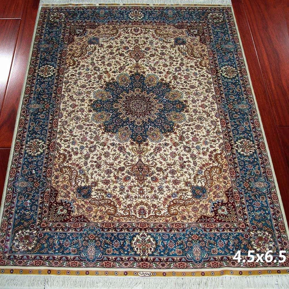 Handmade Persian Silk Rug Manufacturers