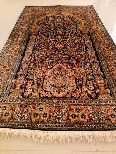 手工真丝地毯 制造商