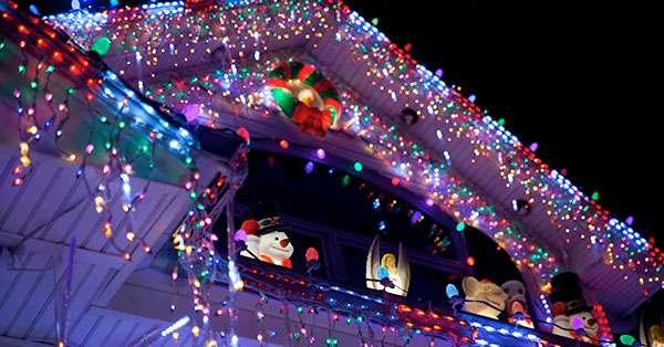 挂圣诞灯 制造商