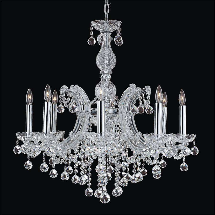 Hanging Light Crystal Manufacturers