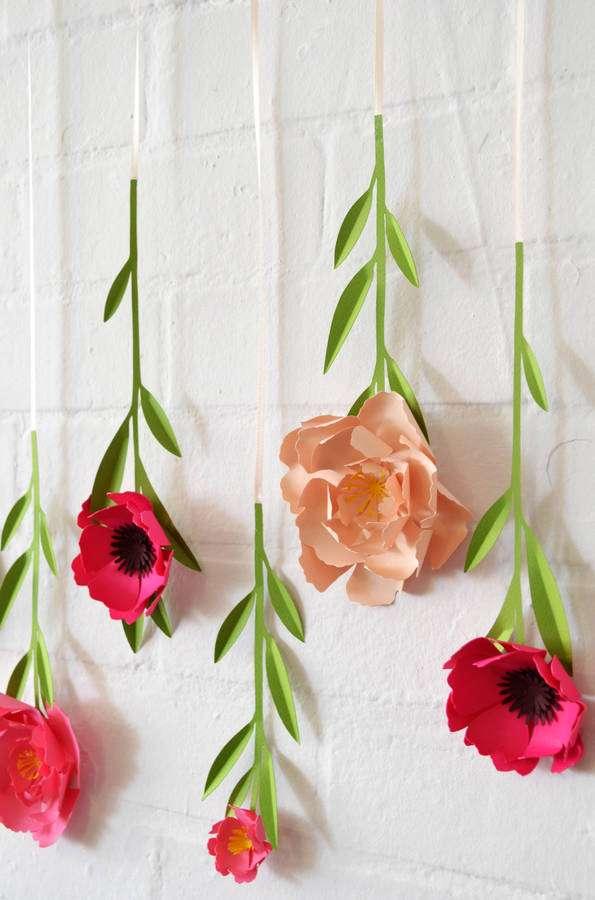 挂纸花 制造商