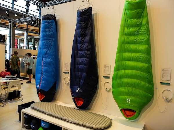 悬挂式睡袋 制造商