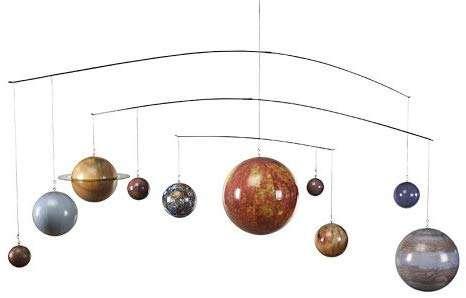 悬挂式太阳系 制造商