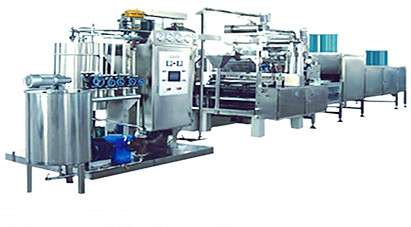 Hard Candy Production Manufacturers