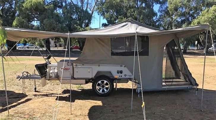 Hard Floor Camper Trailer Manufacturers