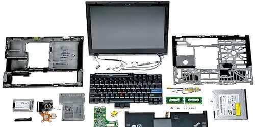 硬件计算机部分 制造商
