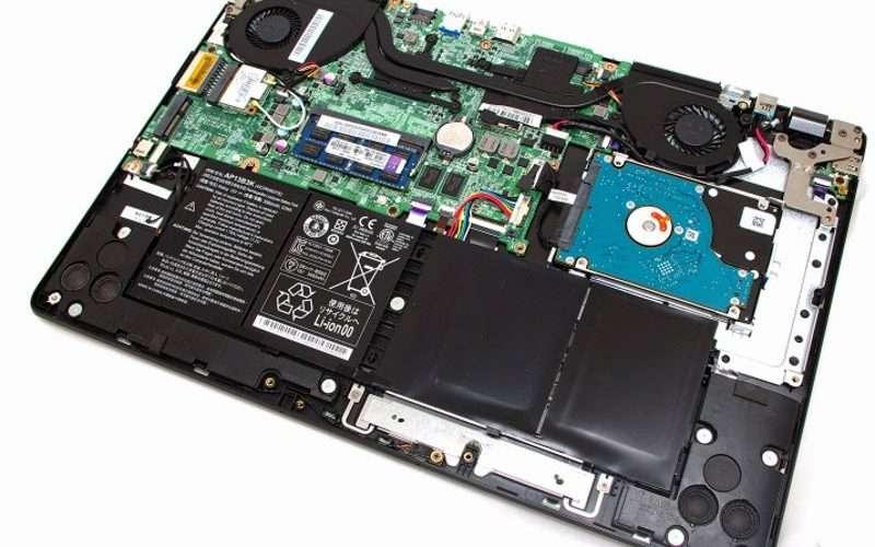 Hardware De Notebook Manufacturers