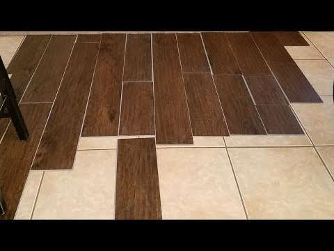 瓷砖上的硬木 制造商