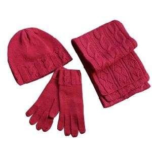 帽子手套围巾 制造商