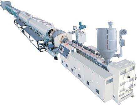 HDPE管材挤出机 制造商