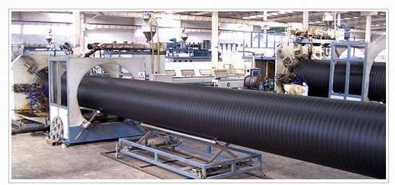 Hdpe Winding Pipe Production Line Manufacturers