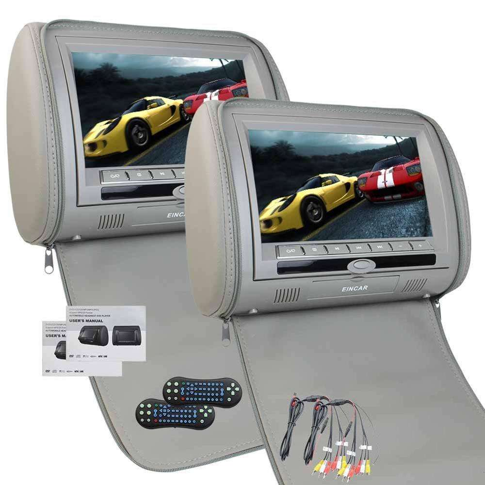 Headrest Monitor Lcd Manufacturers