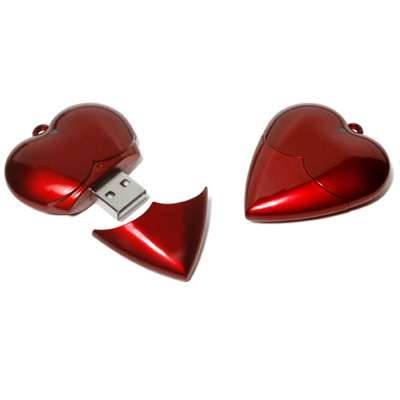 Heart Usb Flash Manufacturers