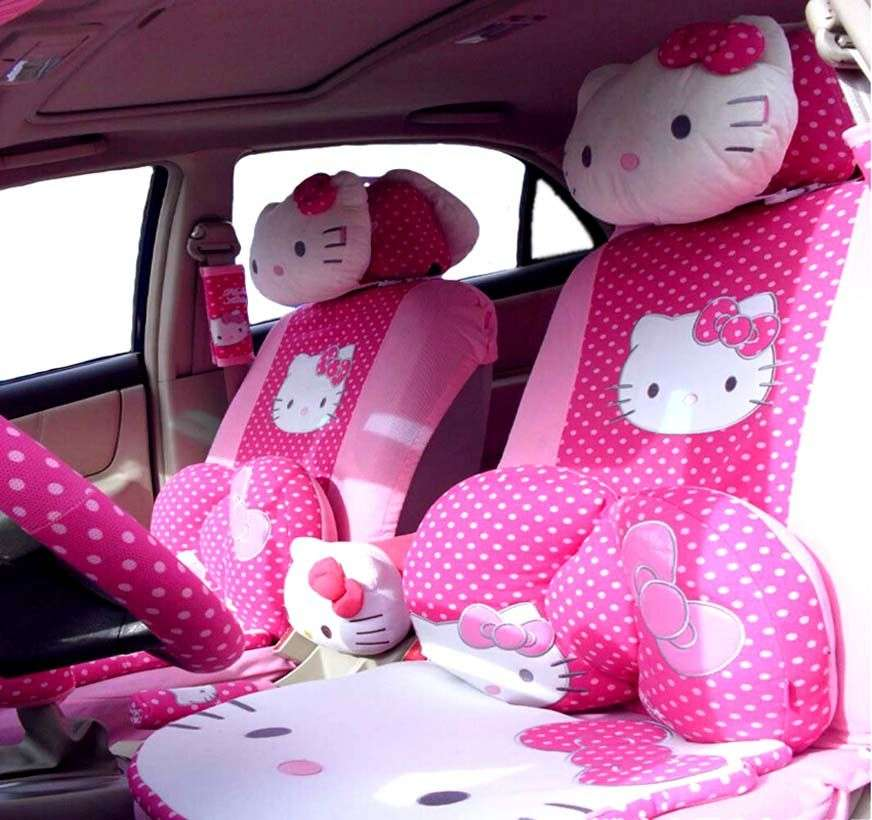 Hello Kitty座套 制造商