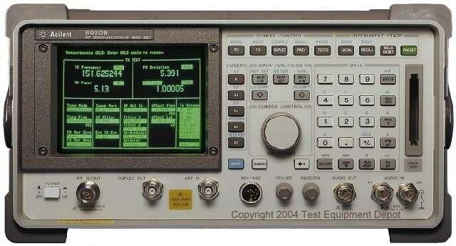 Hewlett Packard Test Equipment Manufacturers
