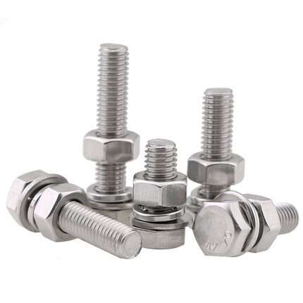 Hex Bolt Screw Nut Manufacturers