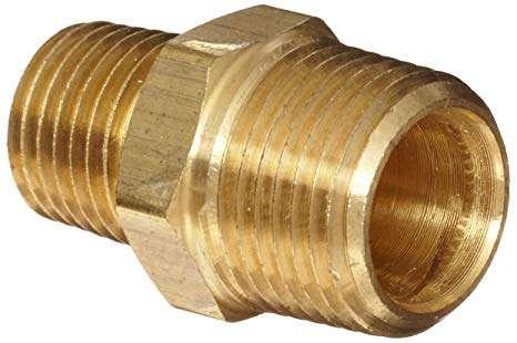 六角黄铜接头 制造商