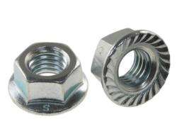 Hex Flange Lock Nut Manufacturers