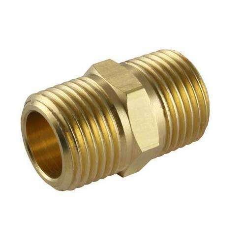 Hexagon Nipple Brass Manufacturers