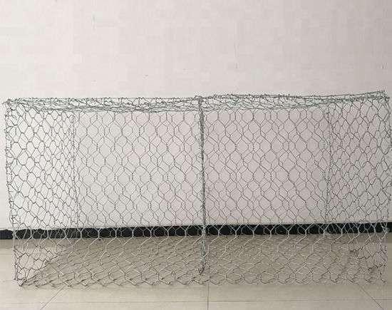 Hexagonal Gabion Box Wire Mesh Manufacturers