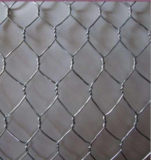 六角镀锌铁丝 制造商
