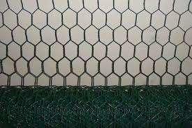 Hexagonal Mesh Coated Manufacturers