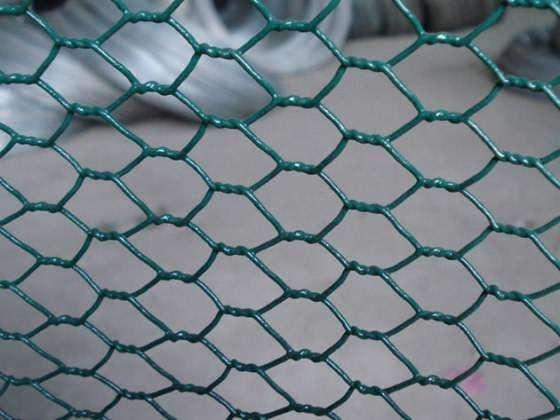 Hexagonal Mesh Netting Pvc Manufacturers