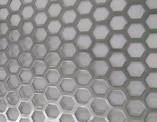 Hexagonal Perforated Aluminum Manufacturers