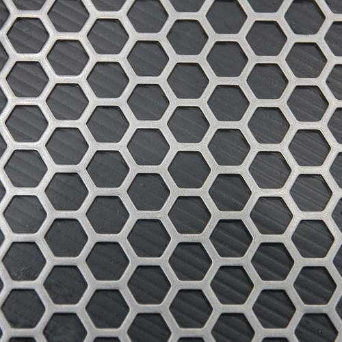 Hexagonal Perforated Metal Sheet Manufacturers