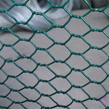 Hexagonal Pvc Coated Wire Netting Manufacturers