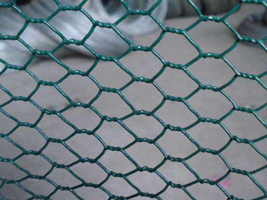 Hexagonal Wire Mesh Pvc Coated Manufacturers