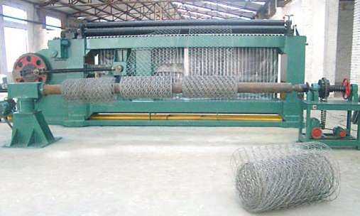 六角网制造机 制造商