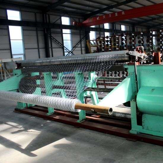 六角钢丝编织机 制造商