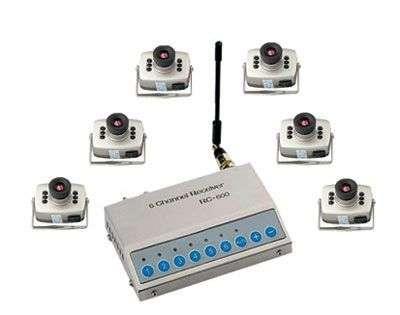 隐藏式无线监控摄像机 制造商