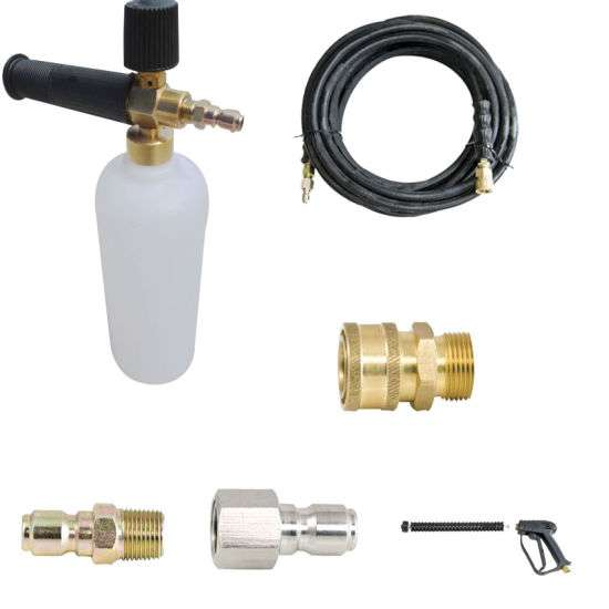 High Pressure Washer Accessory Manufacturers