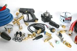 High Pressure Washer Spare Part Manufacturers
