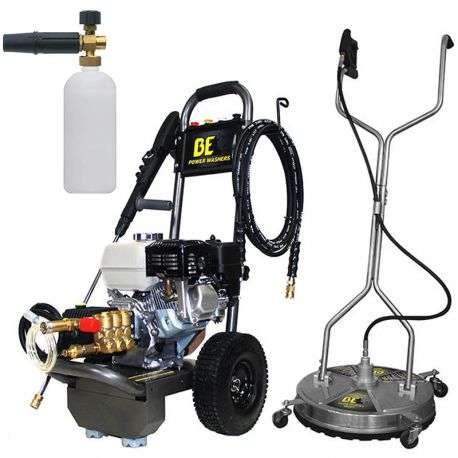 High Pressure Washing Equipment Manufacturers
