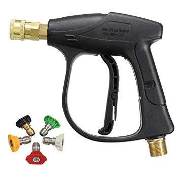 High Pressure Water Gun Manufacturers