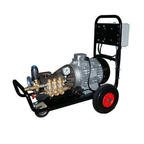 High Pressure Water Jetting Machine Manufacturers
