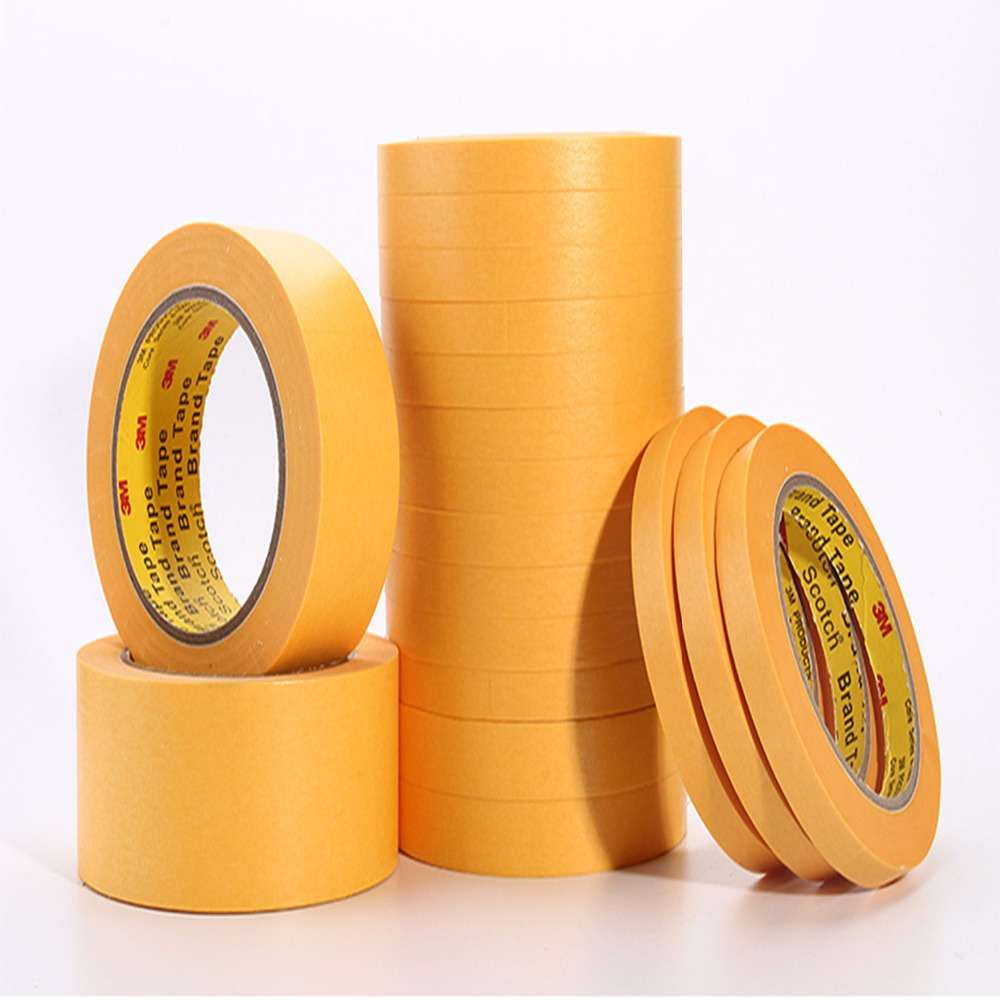 High Temperature Masking Paper Manufacturers