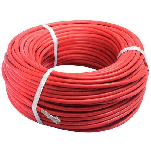 High Temperature Silicon Rubber Cable Manufacturers